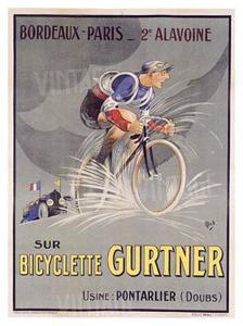 Bicyclette Gurtner by Mich (Michel Liebeaux)