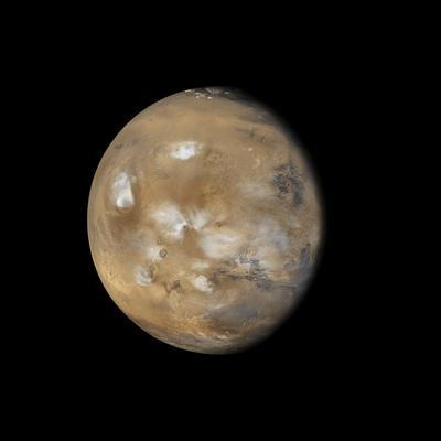 Mars in Northern Spring