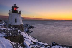 Little Light on the Bay by Michael Blanchette