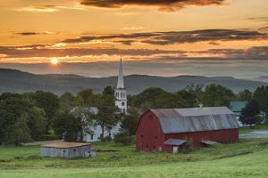A Farm and A Prayer by Michael Blanchette Photography