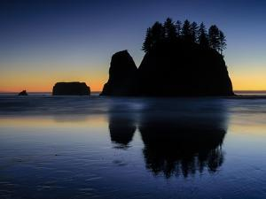 Beach Afterglow by Michael Blanchette Photography
