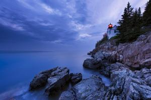 Blue Knight by Michael Blanchette Photography