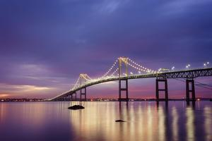 Dawn over Newport by Michael Blanchette Photography