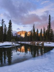 Ice on the Bend by Michael Blanchette Photography