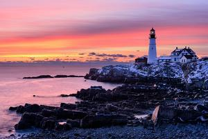 Light of Dawn by Michael Blanchette Photography
