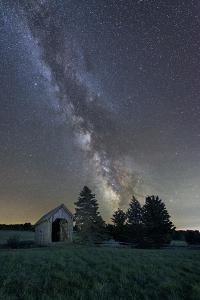 Little Bridge On The Prairie by Michael Blanchette Photography
