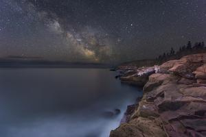 Night Coast by Michael Blanchette Photography