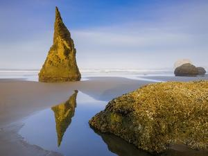 Pinnacle Reflection by Michael Blanchette Photography