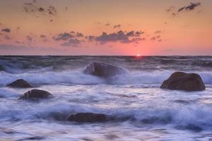 Raging Surf by Michael Blanchette Photography