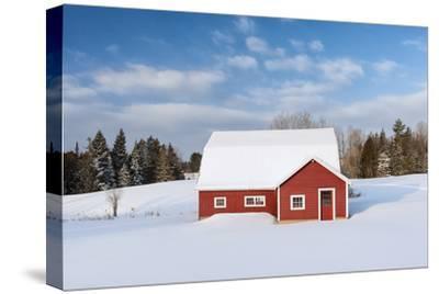 Barn near Sonora Laura Culver Farm Landscape Photograph Print Poster 24x18