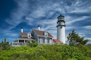 Spring at Cape Cod Light by Michael Blanchette Photography