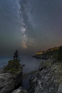 Stars Over Quoddy Channel by Michael Blanchette Photography