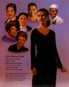 The Woman I Am by Michael Boym