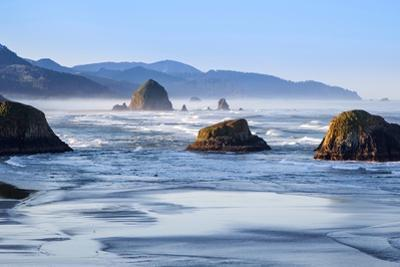 Cannon Beach by Michael Broom