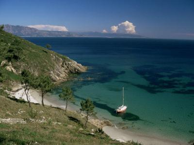 Cape Finisterre, Galicia, Spain