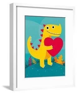 Dino Love by Michael Buxton