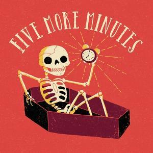 Five More Minutes by Michael Buxton