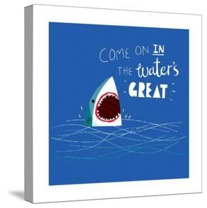 Great Advice Shark by Michael Buxton