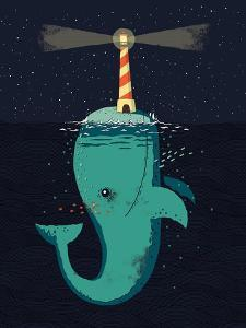 King of the Narwhals by Michael Buxton