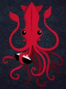 Kraken Attaken by Michael Buxton