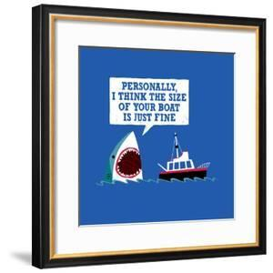 Polite Jaws by Michael Buxton