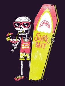 Shark Bait by Michael Buxton