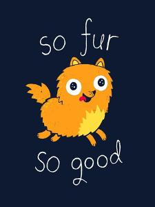 So Fur So Good by Michael Buxton