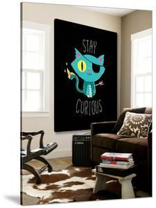Stay Curious by Michael Buxton