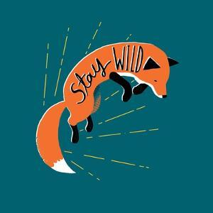 Stay Wild by Michael Buxton
