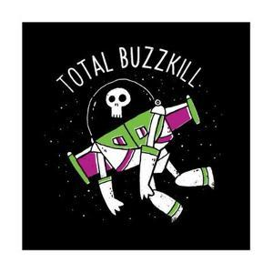 Total Buzzkill by Michael Buxton