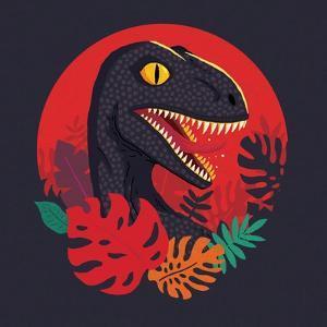 Tropic Raptor by Michael Buxton