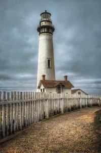 Pigeon Point Lighthouse, CA by Michael Cahill