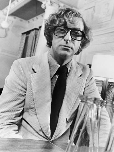 Michael Caine, Pulp, 1972--Photographic Print