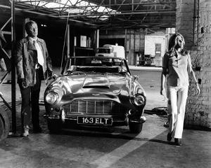 Michael Caine, The Italian Job (1969)