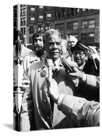 Harold Washington -1983