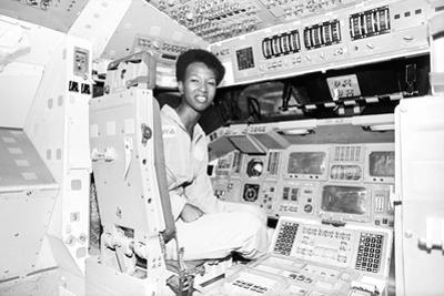 Mae Jemison by Michael Cheers