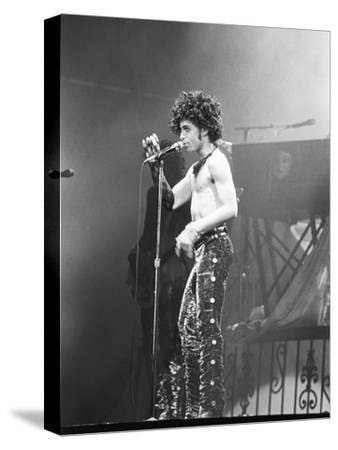 Prince, Shirtless During Concert, 1984