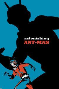 The Astonishing Ant-Man No. 5 Cover by Michael Cho