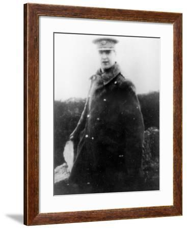 Michael Collins (1890-1922) on the Morning of His Assassination, 22nd August 1922-Irish Photographer-Framed Photographic Print
