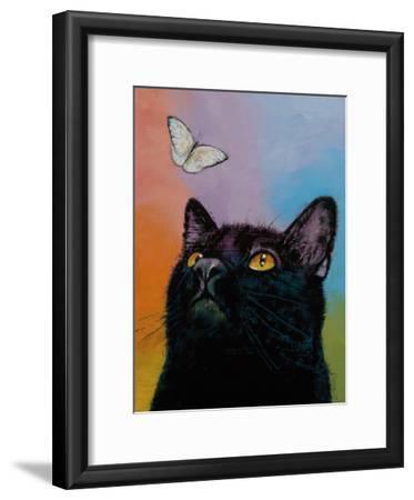 Black Cat Butterfly