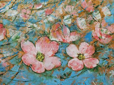Dogwood Flowers by Michael Creese