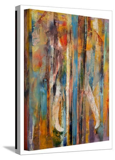 Michael Creese 'Elephant' Gallery-Wrapped Canvas-Michael Creese-Gallery Wrapped Canvas