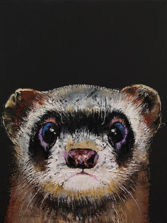 Ferret by Michael Creese