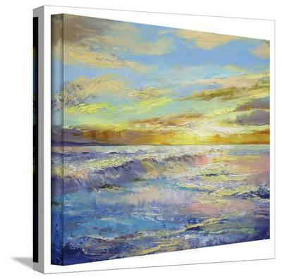 Michael Creese 'Florida Sunrise' Gallery-Wrapped Canvas-Michael Creese-Gallery Wrapped Canvas
