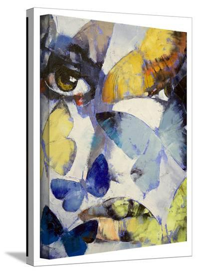 Michael Creese 'Gothic Butterflies' Gallery-Wrapped Canvas-Michael Creese-Gallery Wrapped Canvas