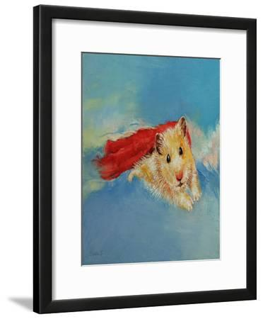 Hamster Superhero