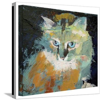 Michael Creese 'Himalayan Cat' Gallery-Wrapped Canvas-Michael Creese-Gallery Wrapped Canvas