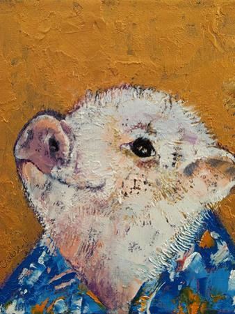 Little Piggy by Michael Creese
