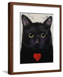 Love Cat by Michael Creese