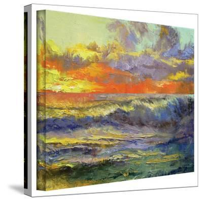 Michael Creese 'California Dreaming' Gallery-Wrapped Canvas by Michael Creese